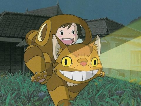 Japanese Twitter Shocked to Learn Totoro has a Sequel