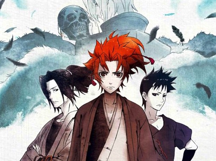 Peacemaker Kurogane Anime Film Part 1 Teased