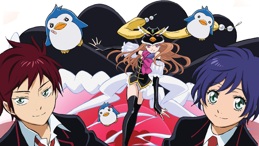 The Survival Strategy in Penguindrum