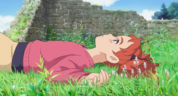 Mary and the Witch's Flower Hits U.S. Theaters January 18