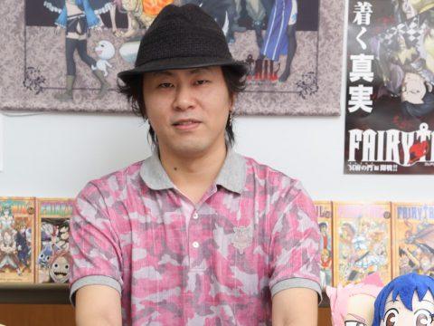 New York Comic Con to Honor Fairy Tail Creator Hiro Mashima