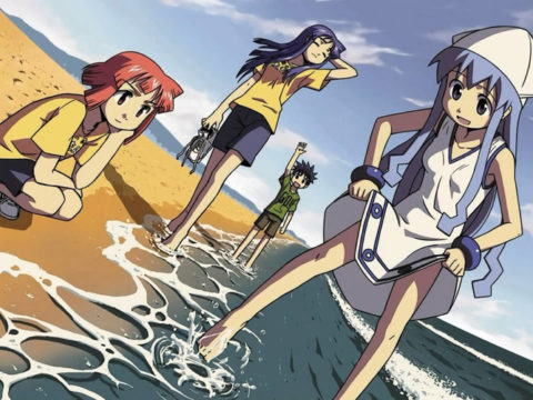 [Review] Squid Girl—Complete Collection