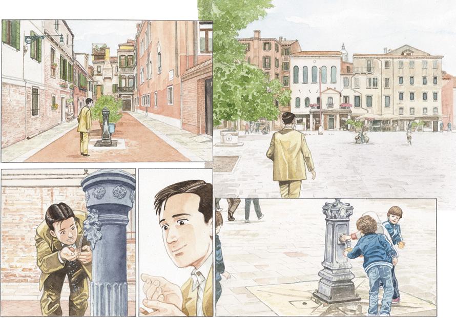 Venice manga