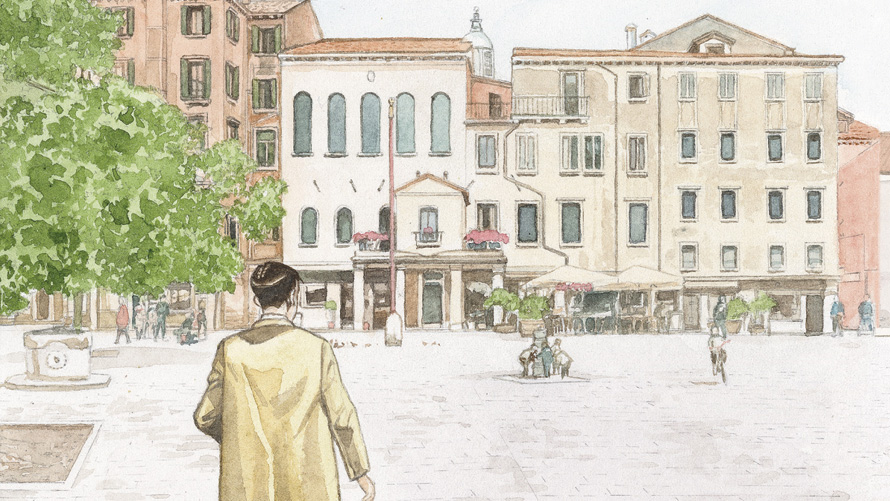 Venice [Manga Review]