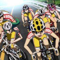 Yowamushi Pedal Anime Reveals Season 4 Title and Visual