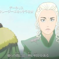 Game of Thrones Becomes Anime in French Fan Project