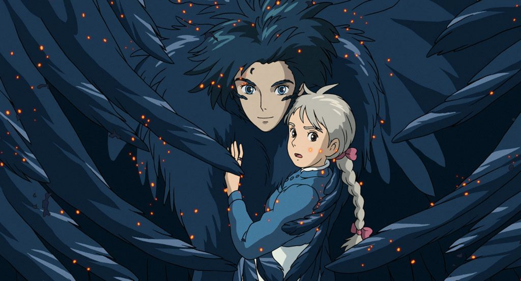 Explore the Ghibli Magic of Howl's Moving Castle as It Returns to Theaters