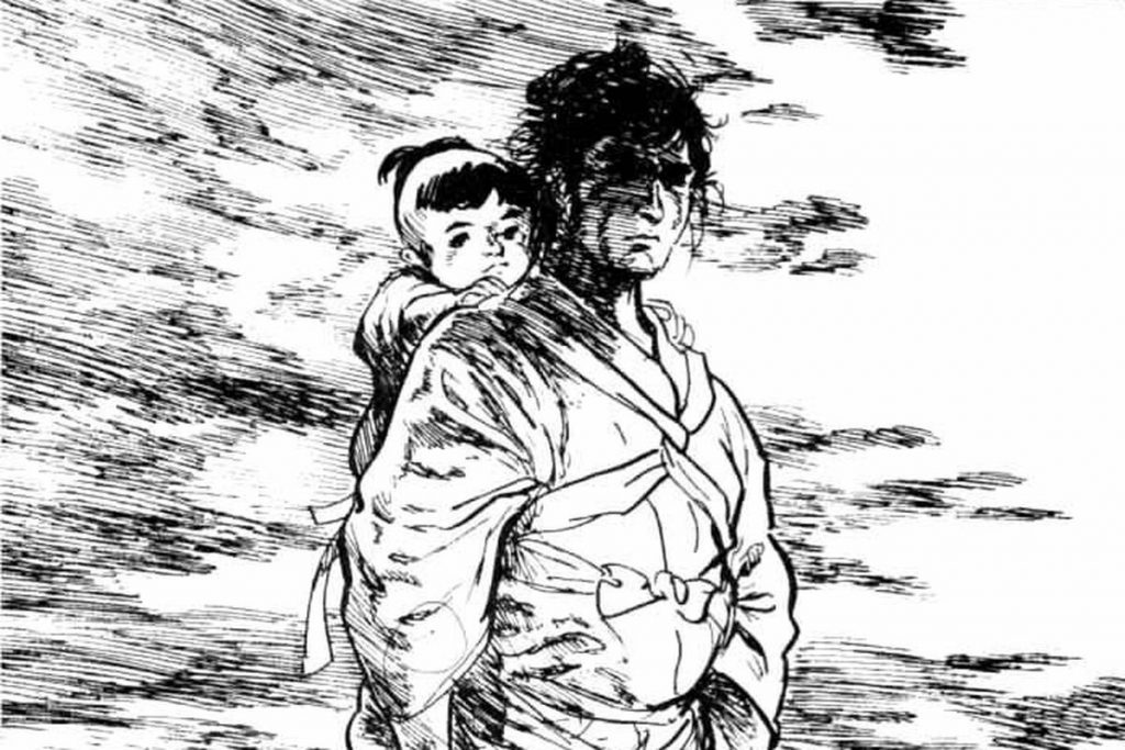 Live-Action Lone Wolf and Cub TV Series Hits HIDIVE
