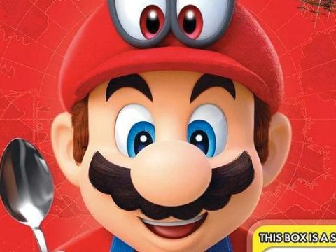 Kellogg's to Create Official Super Mario Cereal