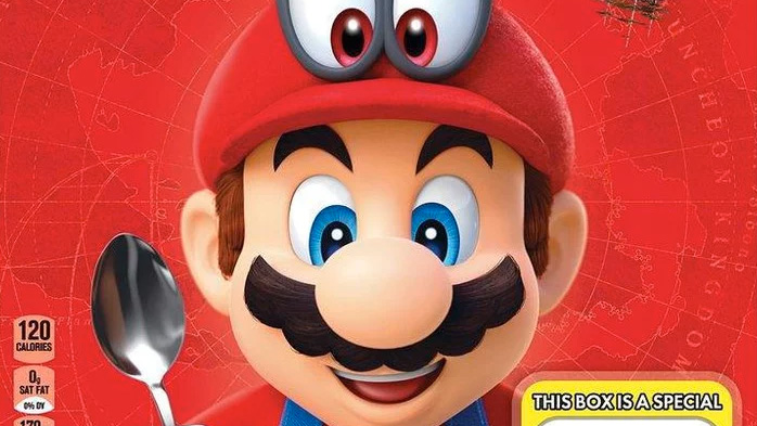 Kellogg's to Create Official Super Mario Cereal