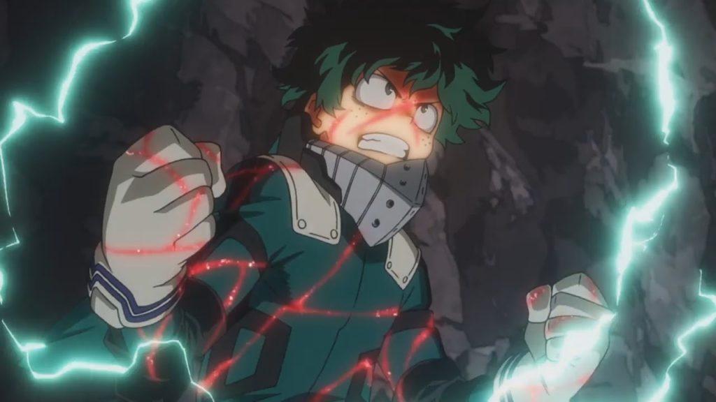 My Hero Academia Season 3 Arrives in April