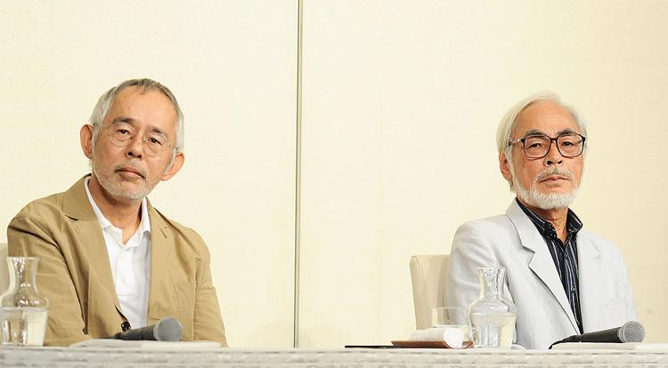 Hayao Miyazaki's new film