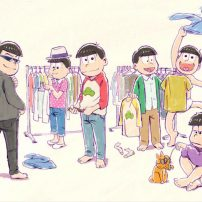 Mr. Osomatsu Anime's Second Season to Continue in January