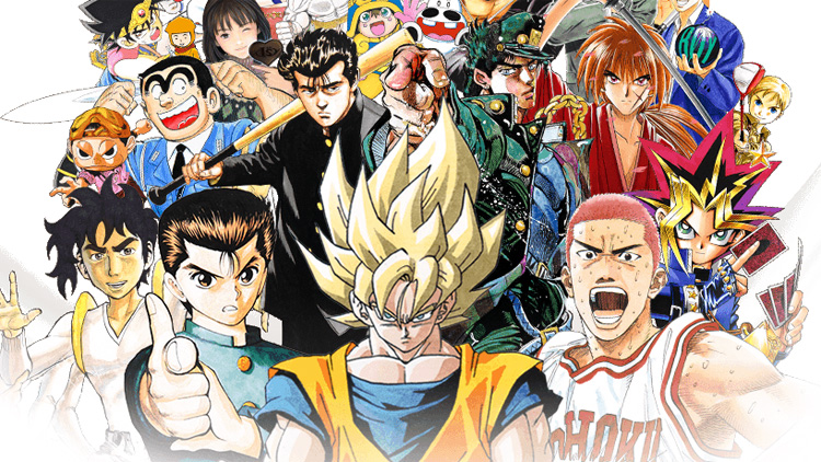 Vote for the Best Anime Adaptation of Shonen Manga!
