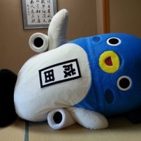 Narita Airport's Unari-kun is Japan's Mascot of the Year