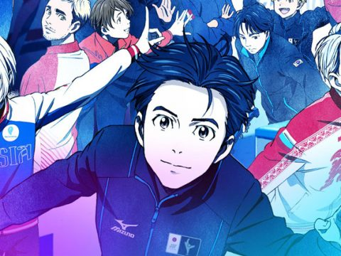 Yuri on Ice Winning Tokyo Anime Award Festival's Best of 2017 Poll