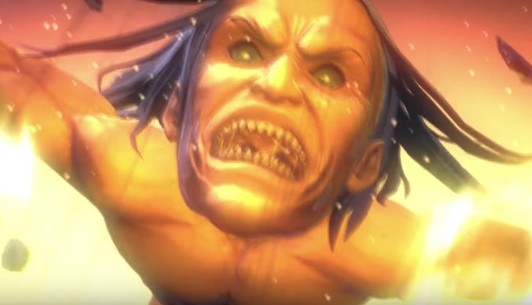 Attack on Titan 2 Game Chomps into New Commercial