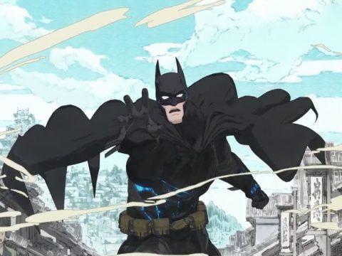 Batman Ninja Anime Film Takes the Dark Knight to Feudal Japan