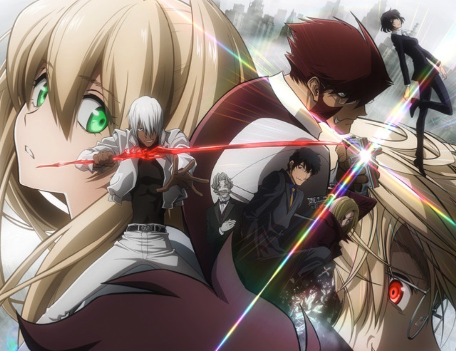 Blood Blockade Battlefront & BEYOND Visual Hypes Finale