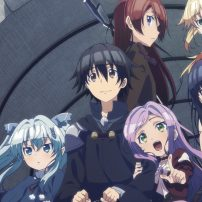 Death March to the Parallel World Rhapsody Anime Debuts January 11