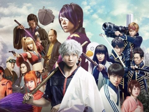Live-Action Gintama Film's Sequel Premieres on August 17