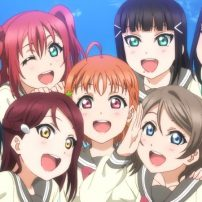 Love Live! Sunshine!! Anime Film Project Announced
