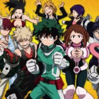 My Hero Academia Anime Movie in the Works