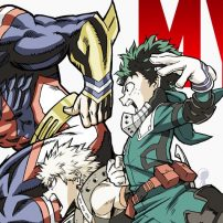 My Hero Academia Anime Film Titled and Dated