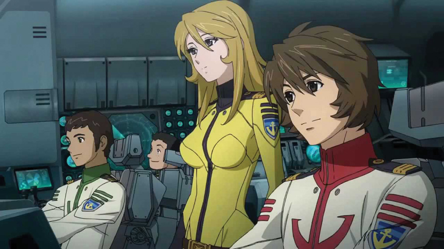 Star Blazers: Space Battleship Yamato 2199 [Review] – Otaku USA ...