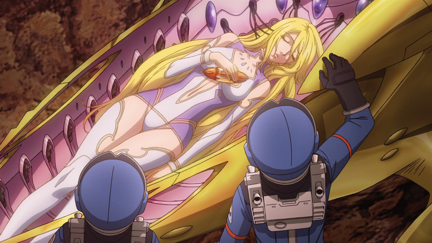 Star Blazers: Space Battleship Yamato 2199 [Review]