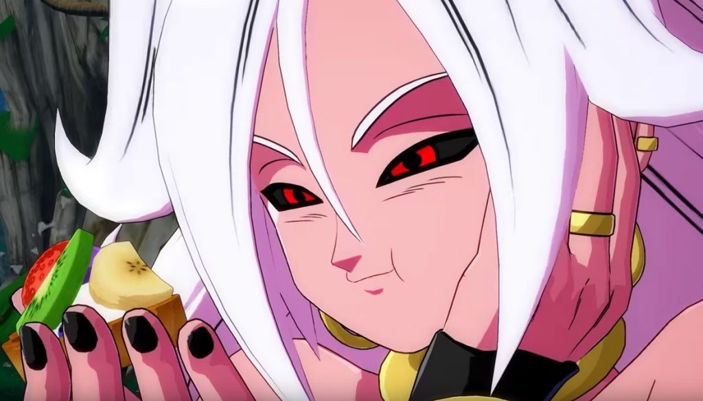 Dragon Ball FighterZ Promo Puts Android 21 Front and Center