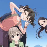 Encouragement of Climb Anime's Third Season Arrives in Summer