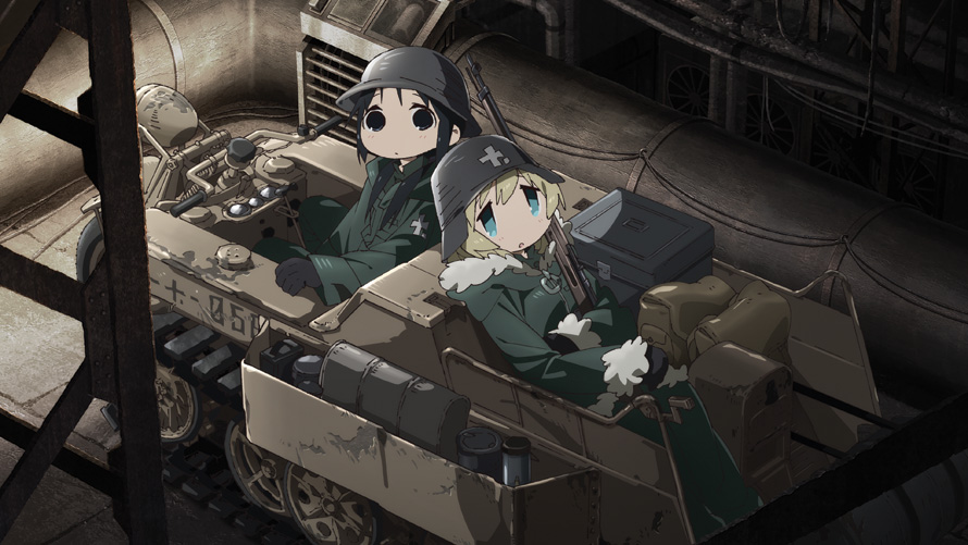 Girls' Last Tour [Review]