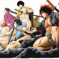 Sumo Manga Hinomaru Zumo Gets TV Anime Adaptation