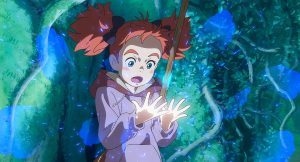 mary and the witch's flower english dub
