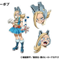 My Hero Academia Anime Season 3 Casts Pussycats Hero Team
