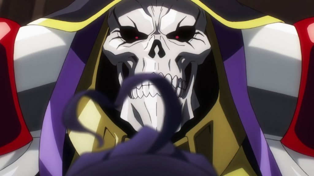 Overlord II Anime Finds Streaming Homes