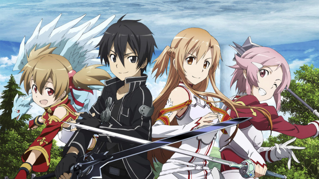 Sword Art Online AR Event Puts Fans into the Game