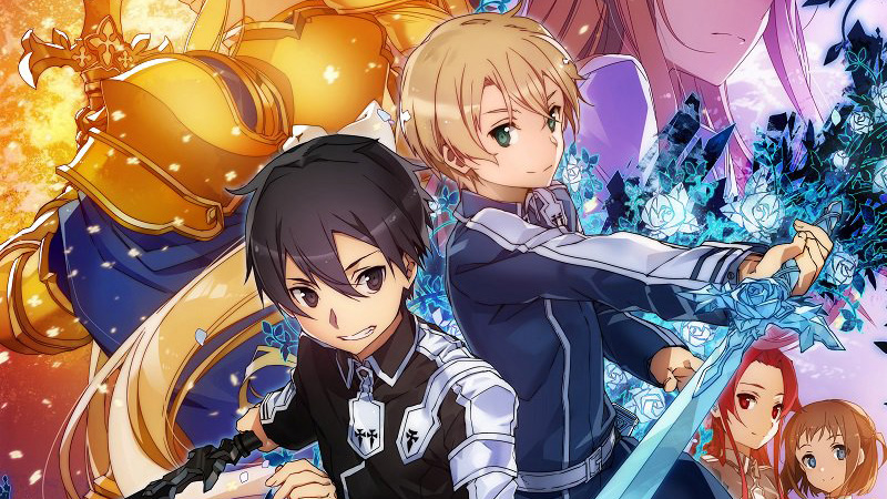 Sword Art Online Alicization Anime Heads to Crunchyroll