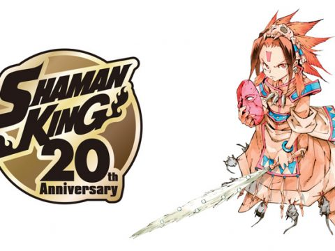 New Shaman King Arc Announced for Spring 2018
