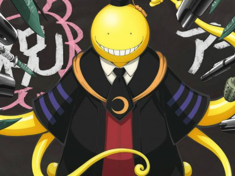 Shonen Jump Getting New Manga From Assassination Classroom Creator