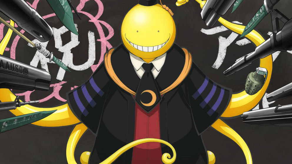 Shonen Jump Getting New Manga From Assassination Classroom Creator
