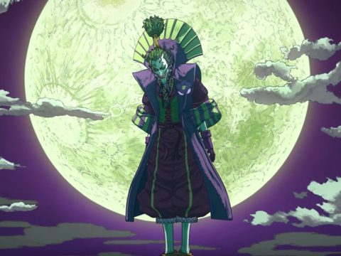 Batman Ninja Anime Film Dated for Streaming and Home Video