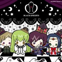 Hello Kitty Maker Sanrio Reveals Cute Code Geass Merchandise