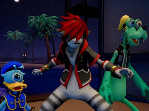 Kingdom Hearts III Previews Monsters Inc. World in New Trailer
