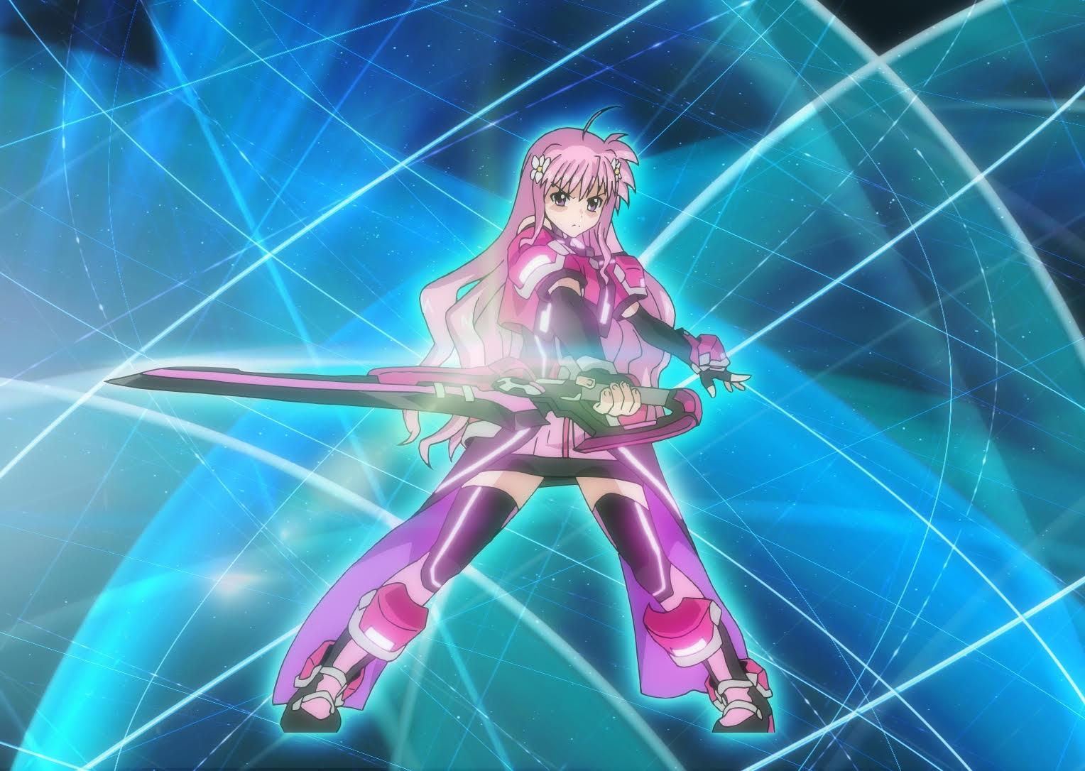 magical girl lyrical nanoha