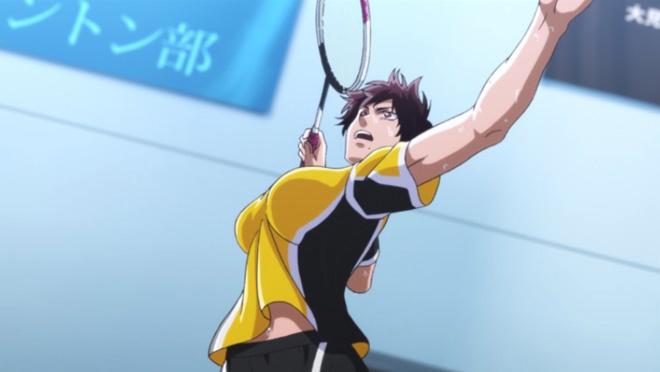 Hanebado! Anime's Badminton Action Begins on July 1