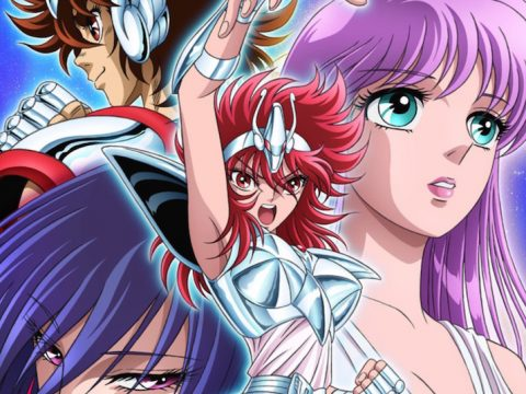 Saint Seiya: Saintia Shou Anime Reveals New Visual