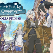Is It Wrong to Try to Pick Up Girls in a Dungeon? Game Hits Mobile