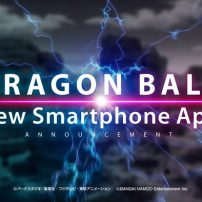 New Dragon Ball Smartphone App Countdown Unveiled